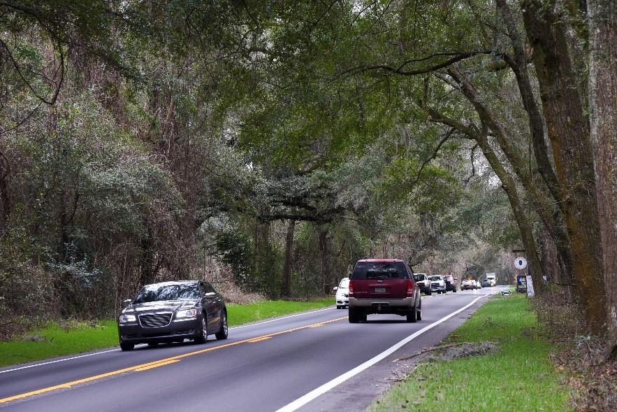 SCDOT rural road project wins award